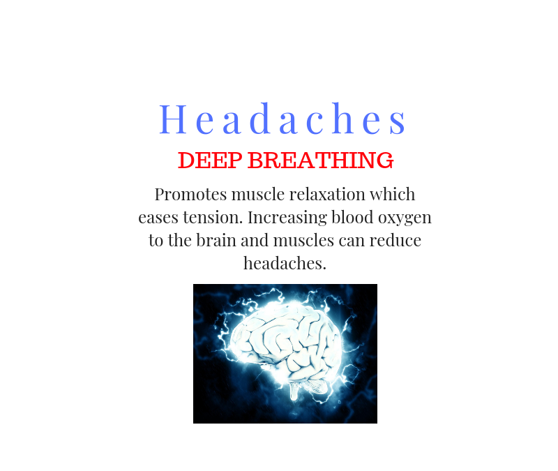 Deep Breathing For Headaches